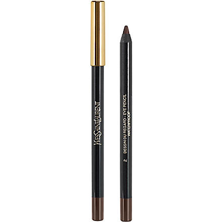 YVES SAINT LAURENT Pure Chromatics Dessin du Regard waterproof eye pencil (Brownno2