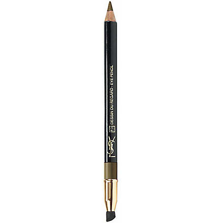 YVES SAINT LAURENT Autumn Look Dessin du Regard waterproof eye pencil (13