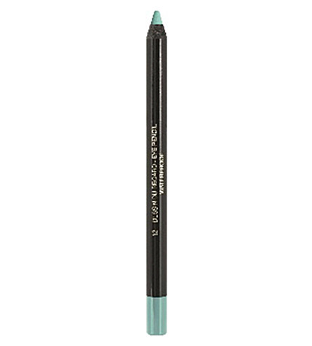 YVES SAINT LAURENT Bleus Lumière Summer Look 2014 Dessin du Regard waterproof eye pencil (Wp12