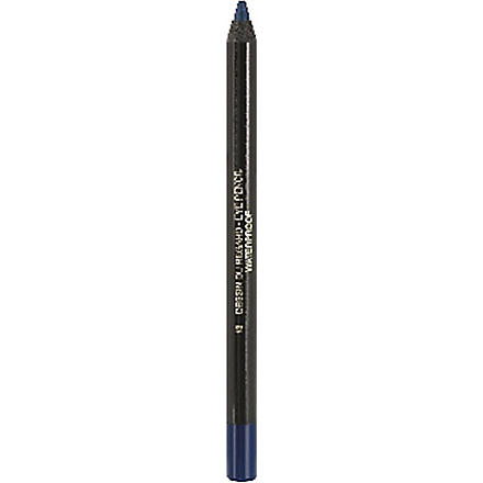 YVES SAINT LAURENT Bleus Lumière Summer Look 2014 Dessin du Regard waterproof eye pencil (Wp13