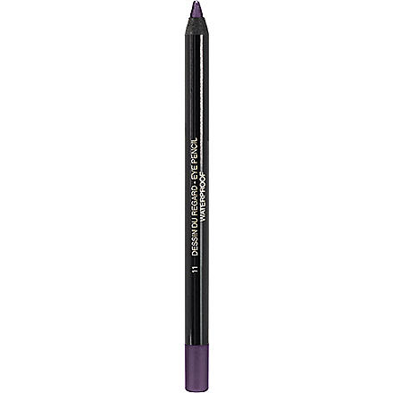 YVES SAINT LAURENT Dessin du Regard waterproof eye pencil (11pourpre+intense