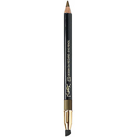 YVES SAINT LAURENT Dessin du Regard waterproof eye pencil (13