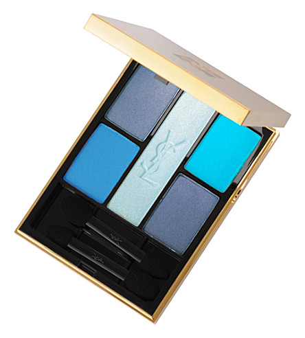 YVES SAINT LAURENT Five Colour eyeshadow (Riviera