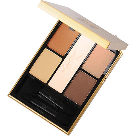 YVES SAINT LAURENT Five Colour eyeshadow (Tawny