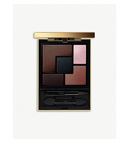 YVES SAINT LAURENT Couture palette (Fauves