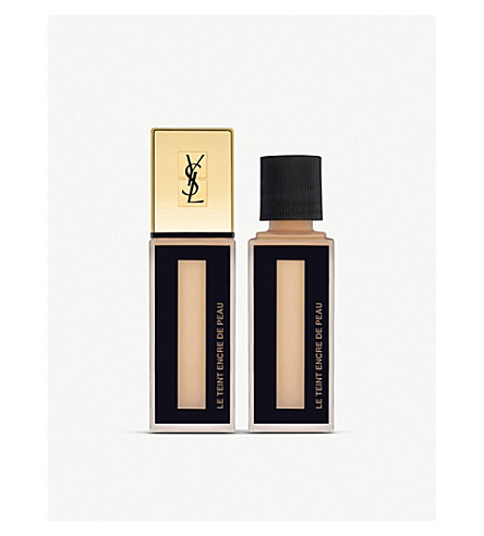 YVES SAINT LAURENT Fusion Ink foundation (B10
