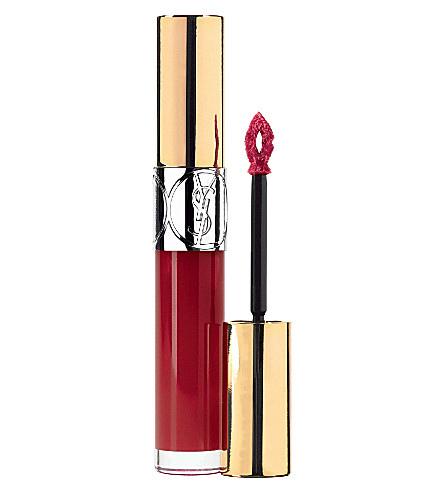 YVES SAINT LAURENT Gloss Volupte lip gloss (02