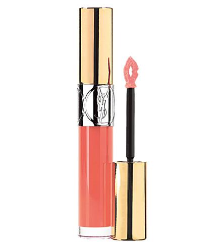 YVES SAINT LAURENT Gloss Volupte lip gloss (203