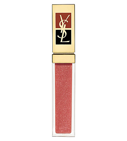 YVES SAINT LAURENT Golden Gloss lip gloss (Coral
