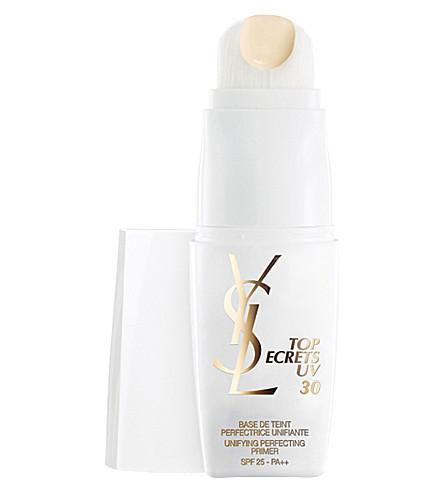 YVES SAINT LAURENT Top Secrets UV Base SPF 30 Brush