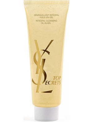 YVES SAINT LAURENT Top Secrets Cleansing Oil–In–Gel 125ml