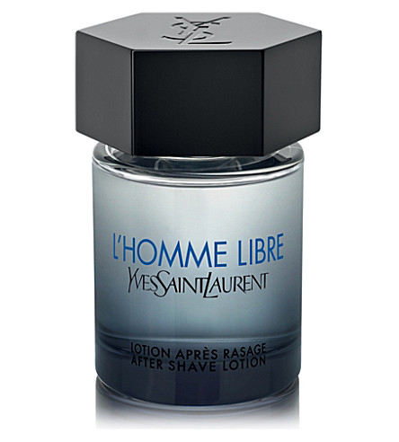 YVES SAINT LAURENT L'Homme Libre aftershave lotion 100ml