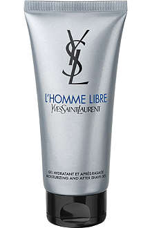 YVES SAINT LAURENT L'Homme Libre aftershave balm 100ml