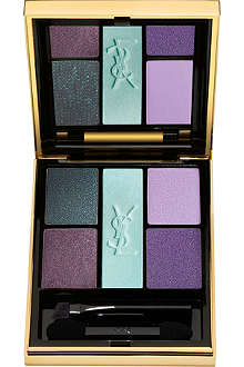 YVES SAINT LAURENT Ombres 5 Lumieres five colour harmony for eyes