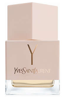 YVES SAINT LAURENT Y eau de toilette spray 80ml