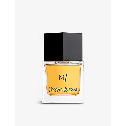 YVES SAINT LAURENT M7 eau de toilette spray 80ml