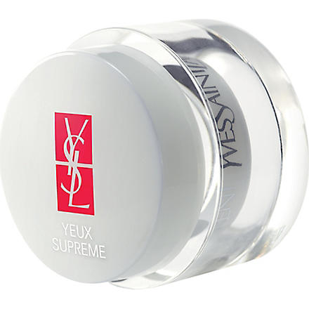 YVES SAINT LAURENT Temps Majeur Supreme eye cream 15ml