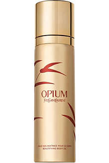 YVES SAINT LAURENT Opium body oil spray 100ml
