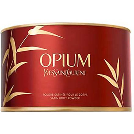 YVES SAINT LAURENT Opium satin body powder 100ml