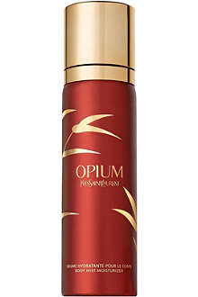 YVES SAINT LAURENT Opium body mist moisturiser 100ml