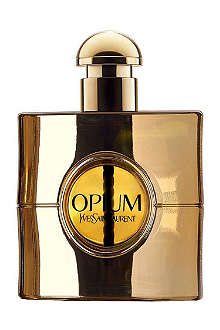 YVES SAINT LAURENT Opium Gold Collector limited edition eau de parfum 50ml