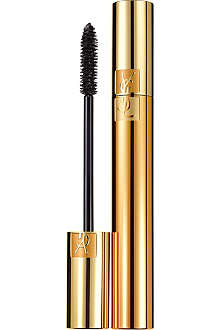 YVES SAINT LAURENT Cuirs Fétiches Collection Mascara Volume Effect Faux Cils The Mat