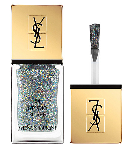 YVES SAINT LAURENT La Laque Couture lasting nail polish (54