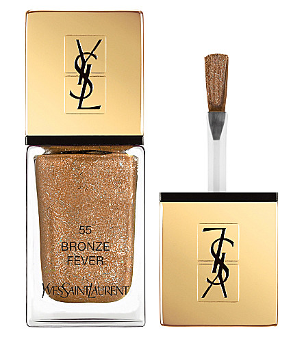 YVES SAINT LAURENT La Laque Couture lasting nail polish (55