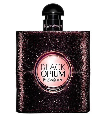 YVES SAINT LAURENT Black Opium 淡香水