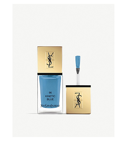 YVES SAINT LAURENT La Laque Couture lasting nail polish 10ml