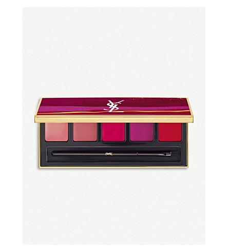 YVES SAINT LAURENT Couture lip palette