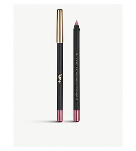YVES SAINT LAURENT Dessin Du Regard waterproof eye pencil (10