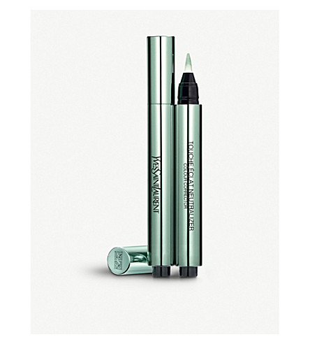 YVES SAINT LAURENT Touche eclat neutralizer in green (Green