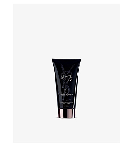 YVES SAINT LAURENT Black opium shimmering moisture fluid 200ml