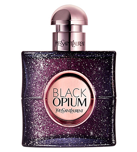 YVES SAINT LAURENT Black Opium 不眠之夜布兰奇香水