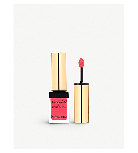 YVES SAINT LAURENT Kiss & Blush 18 (18