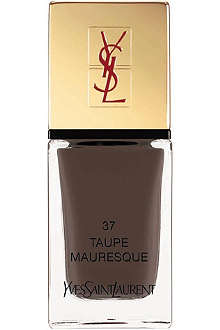 YVES SAINT LAURENT Saharienne Heat La Laque Couture lasting nail polish