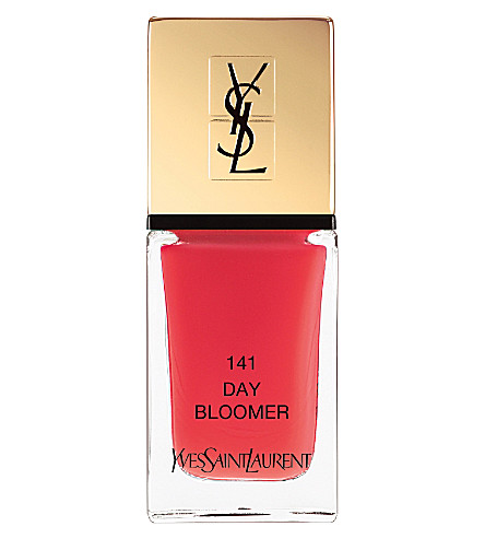 YVES SAINT LAURENT La Laque Couture lasting nail polish (141