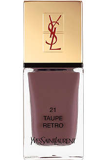 YVES SAINT LAURENT La Laque Couture lasting nail polish