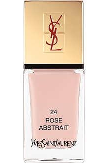 YVES SAINT LAURENT La Laque Couture lasting nail polish