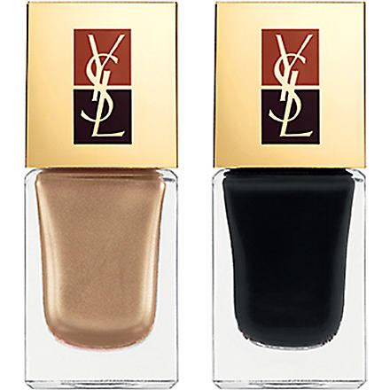 YVES SAINT LAURENT Manucure Couture Les Fauves nail polish (1