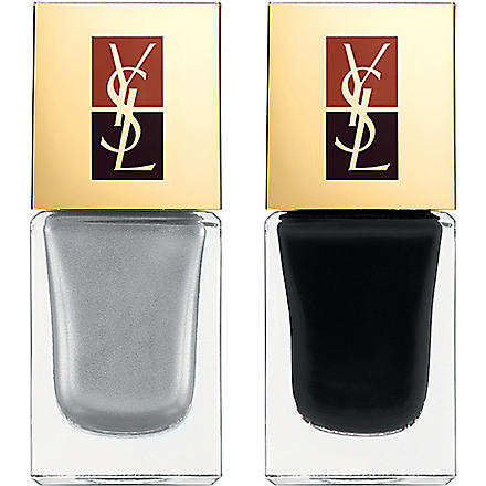 YVES SAINT LAURENT Manucure Couture Les Fauves nail polish (2