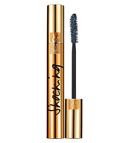 YVES SAINT LAURENT Luxurious Mascara Shocking Volume (Pure+black