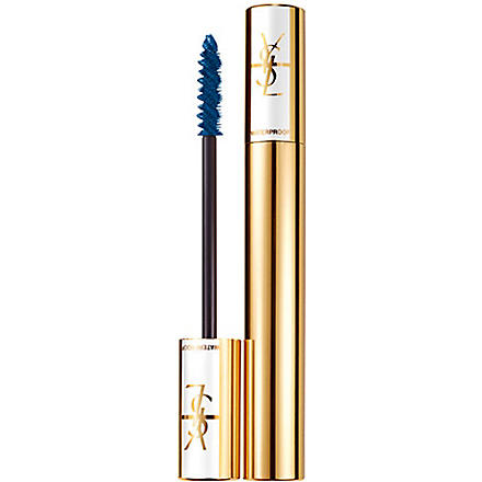 YVES SAINT LAURENT Pure Chromatics Mascara Singulier Nuit Blanche (Blue