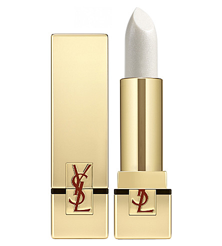 YVES SAINT LAURENT Rouge Pur Couture lipstick SPF 15 (12 blanc