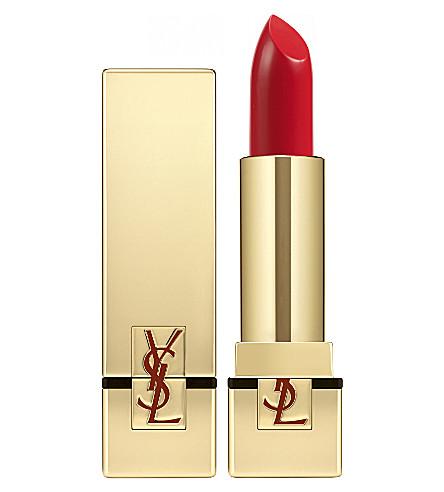 YVES SAINT LAURENT Rouge Pur Couture lipstick SPF 15 (13 le orange