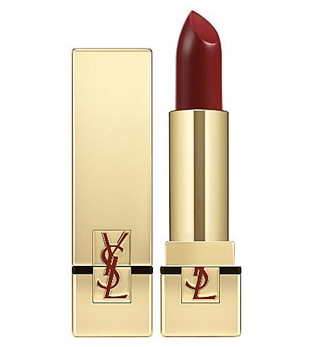 YVES SAINT LAURENT Rouge Pur Couture lipstick SPF 15 (14 rouge feu