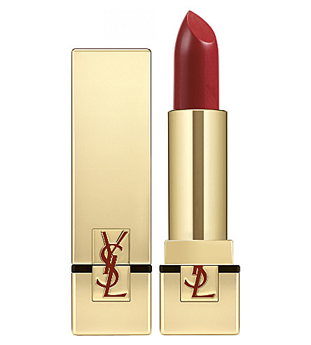 YVES SAINT LAURENT Rouge Pur Couture lipstick SPF 15 (16 rouge roxane