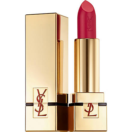 YVES SAINT LAURENT Rouge Pur Couture lipstick SPF 15 (41