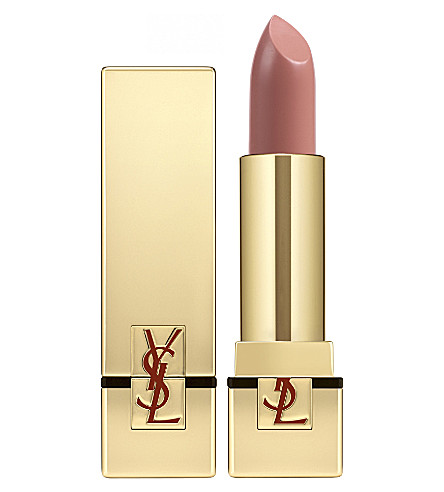 YVES SAINT LAURENT Rouge Pur Couture lipstick SPF 15 (6 rose bergamasque